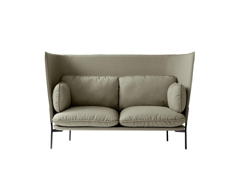 &Tradition Cloud High Back LN6 - Sofa met hoge rug - 1