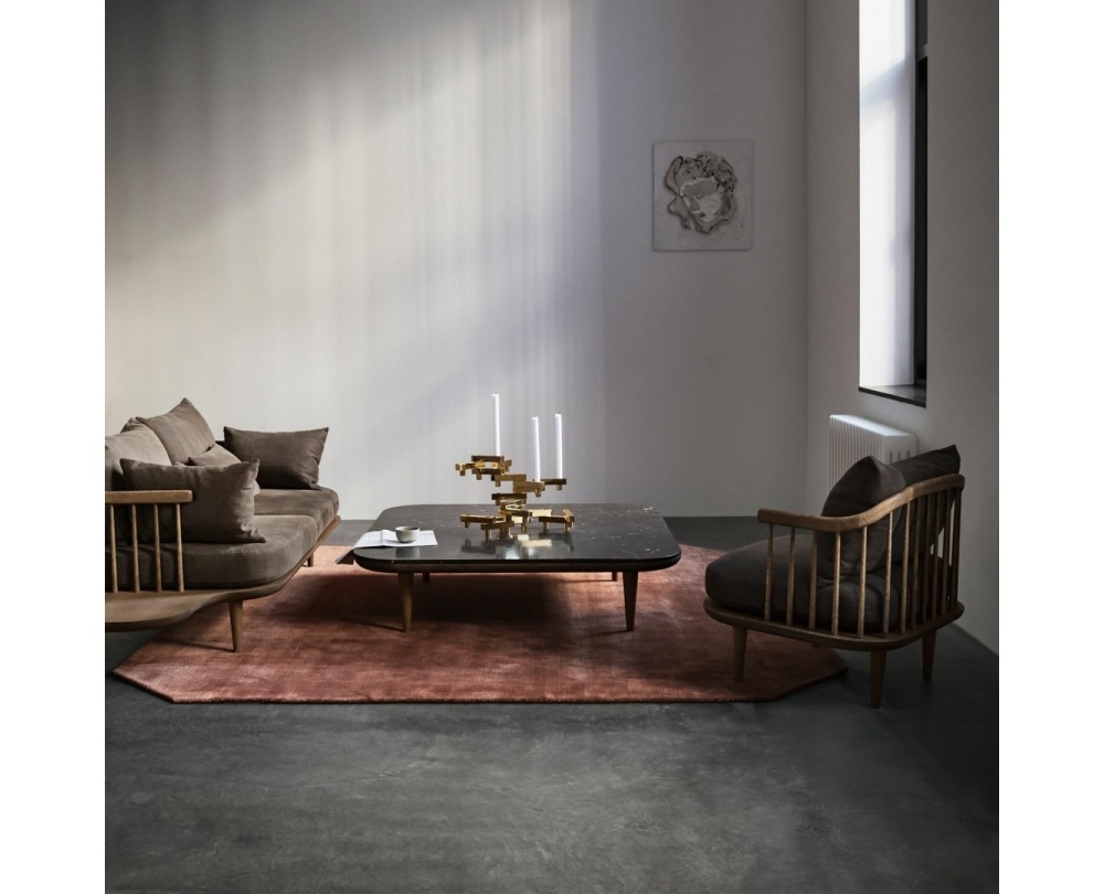 &Tradition FLY Table SC11 - Salontafel 120x120cm - 2