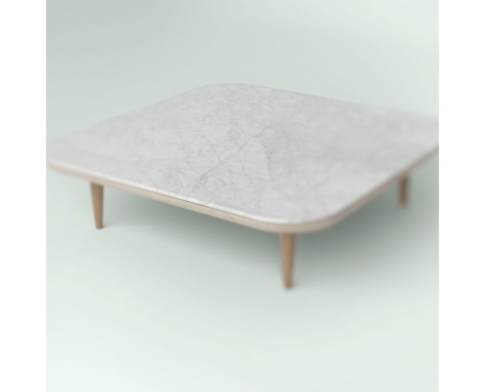 &Tradition FLY Table SC11 - Salontafel 120x120cm - 3