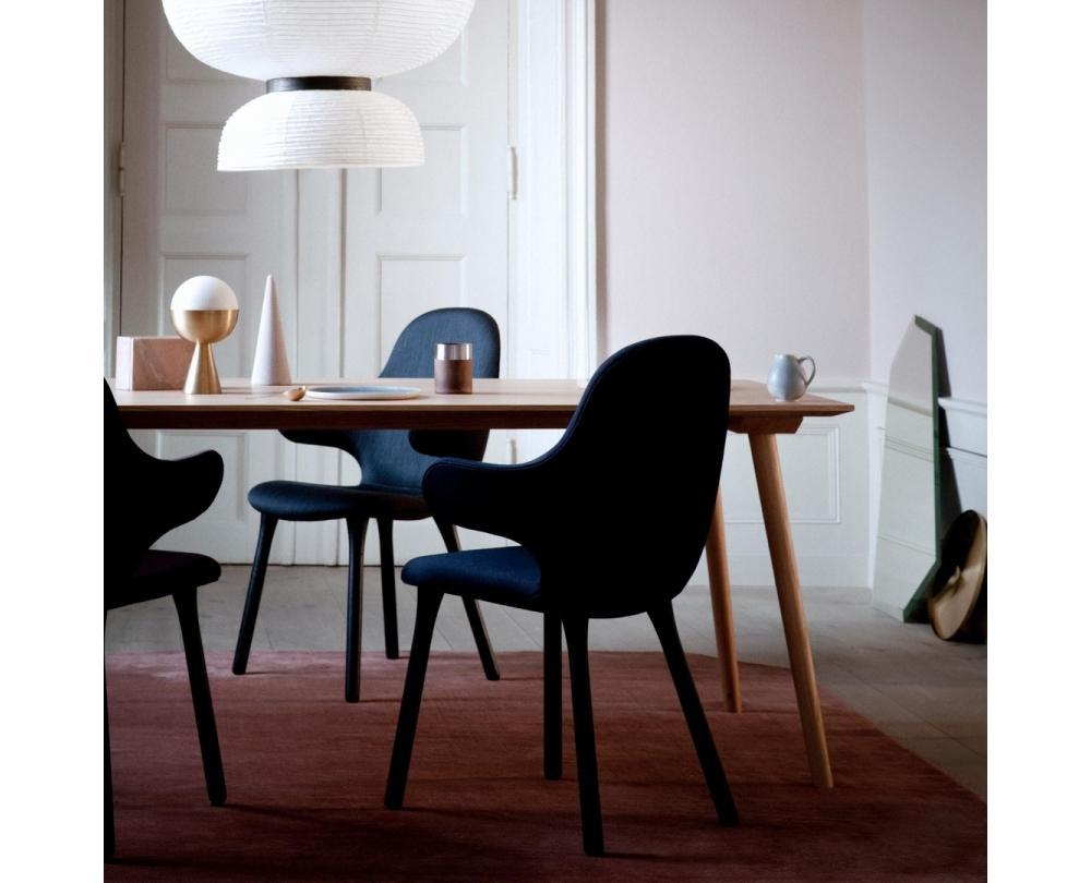 &tradition Catch Chair JH1 - Stoel onderstel zwart - 2