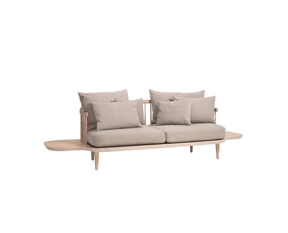 &tradition FLY SC3 - 2-zitter sofa met opslag - 1