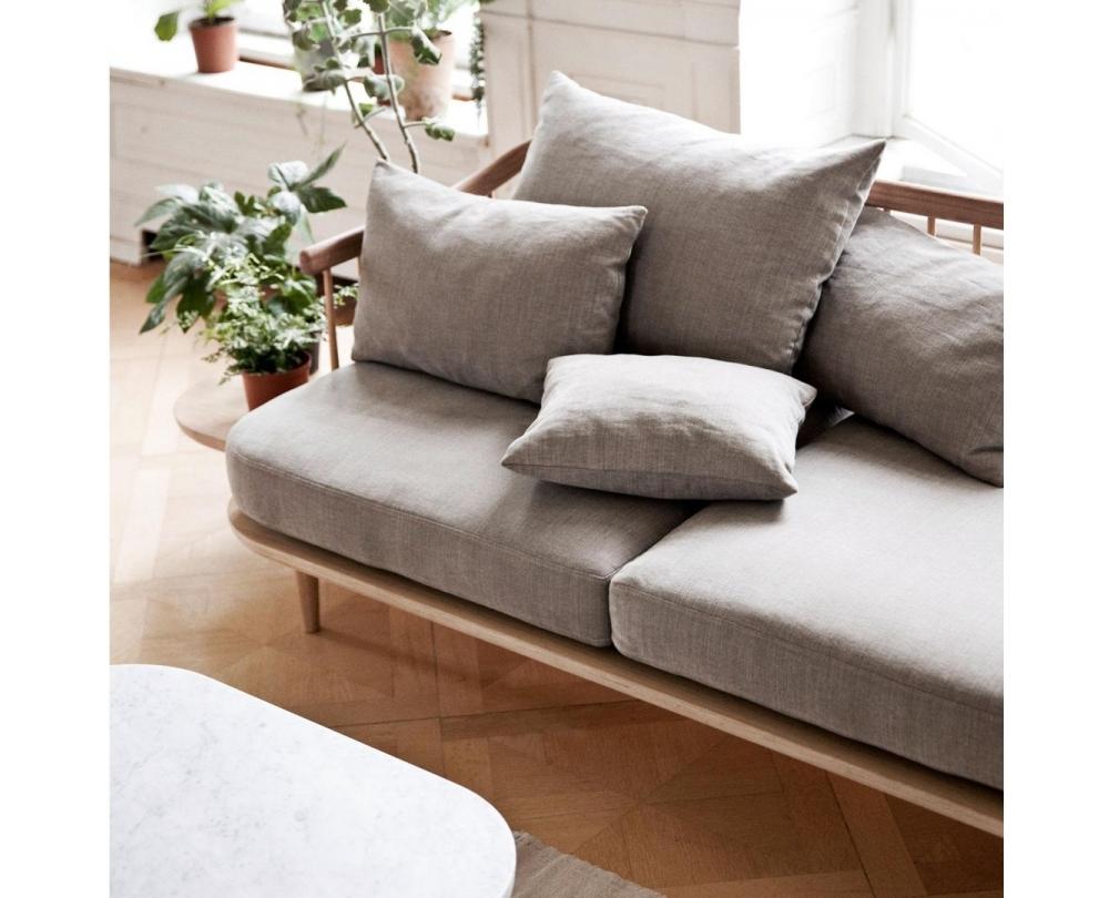 &tradition FLY SC3 - 2-zitter sofa met opslag - 5