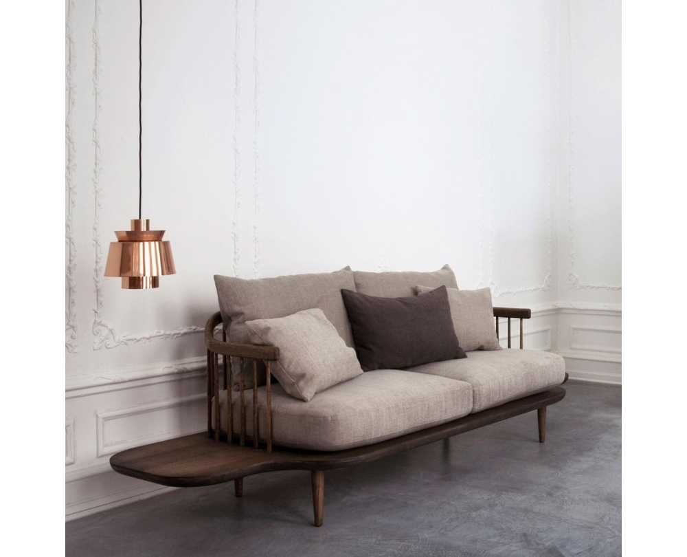 &tradition FLY SC3 - 2-zitter sofa met opslag - 3