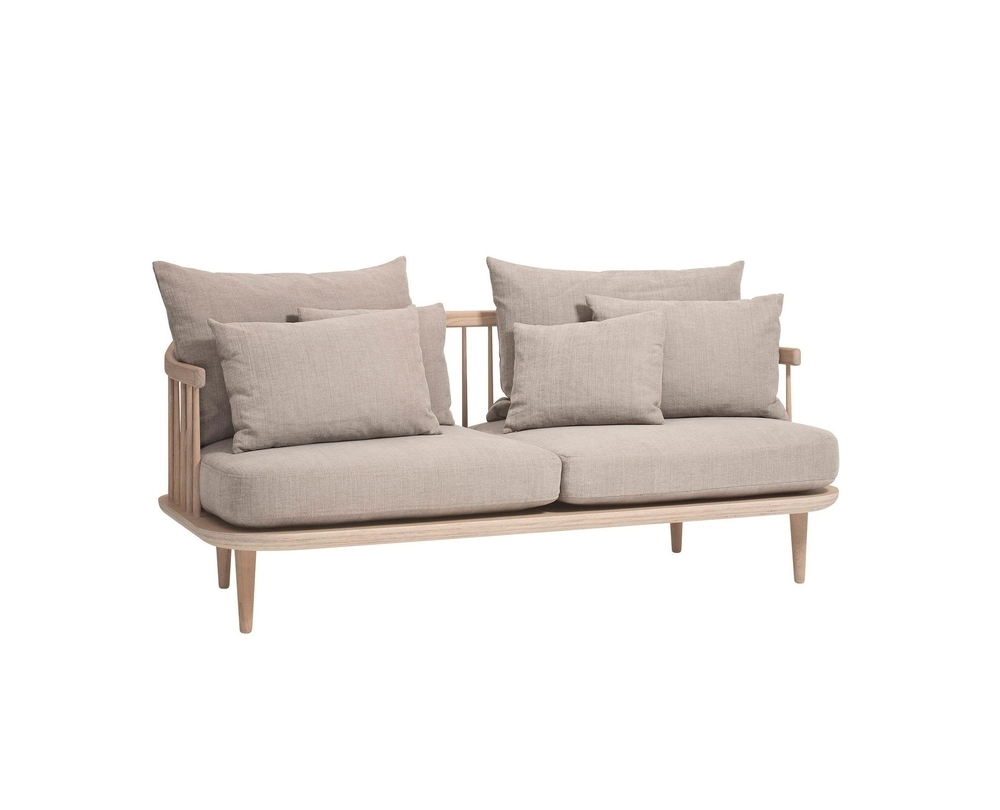 &Tradition FLY SC2 - 2-zitter sofa - 1