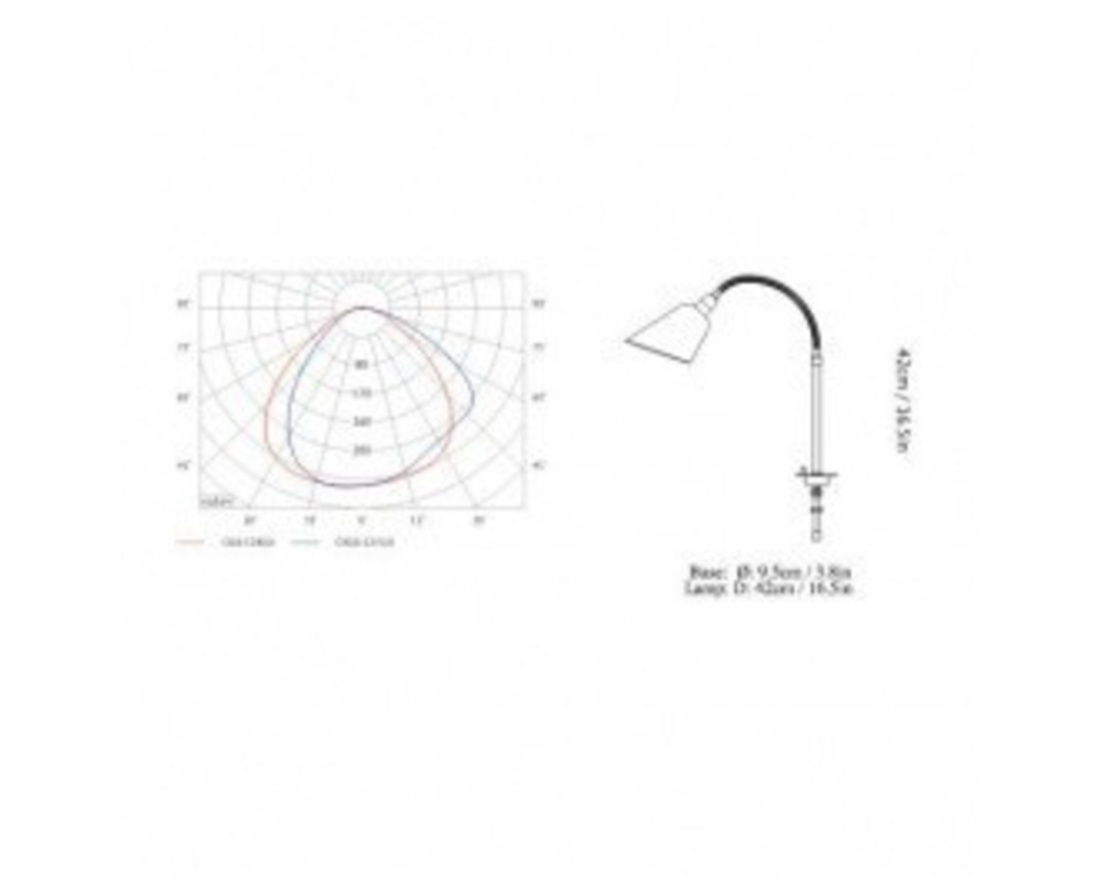 &tradition Bellevue AJ11 tafellamp met schakelaar - 3