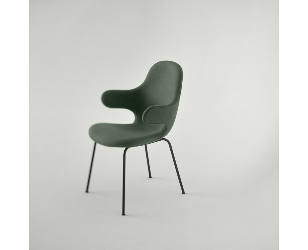 &Tradition Catch Chair JH15 onderstel staal - 3