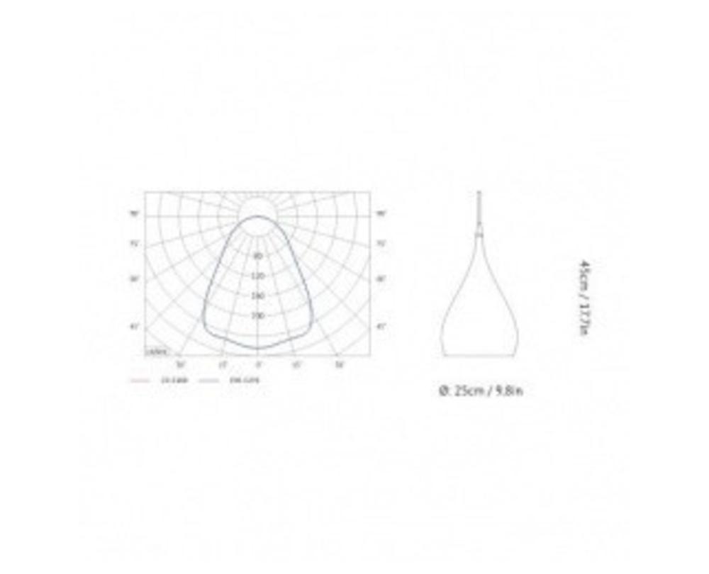 &tradition Spinning Light BH1 - Pendellamp - 5