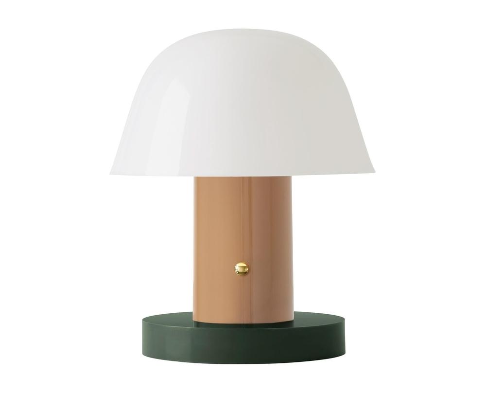 &tradition Setago tafellamp met batterij - 1