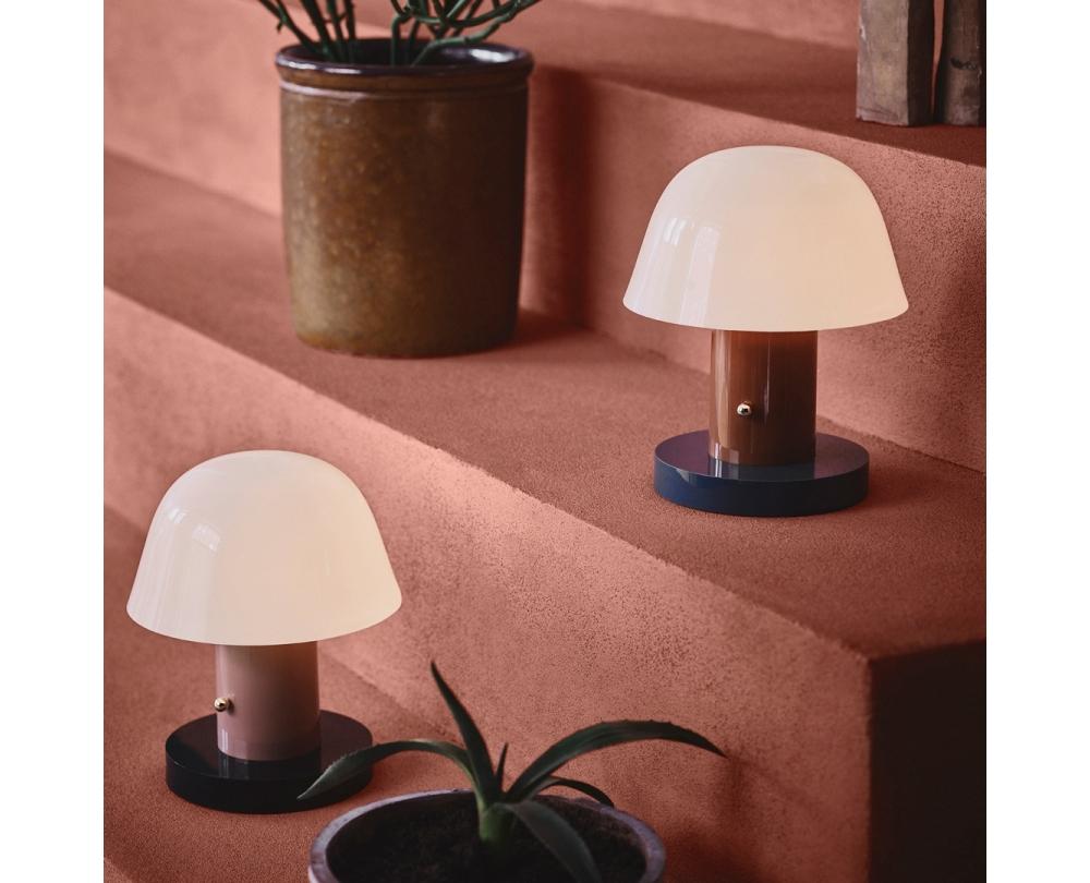 &tradition Setago tafellamp met batterij - 5