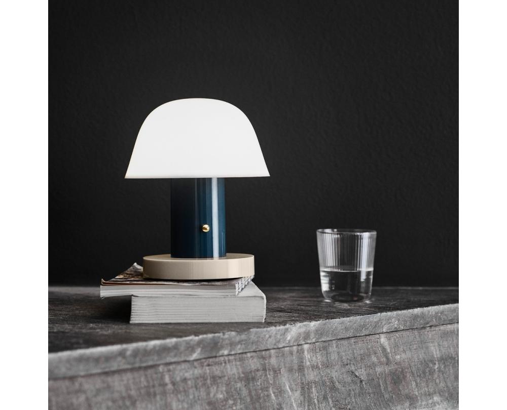 &tradition Setago tafellamp met batterij - 4