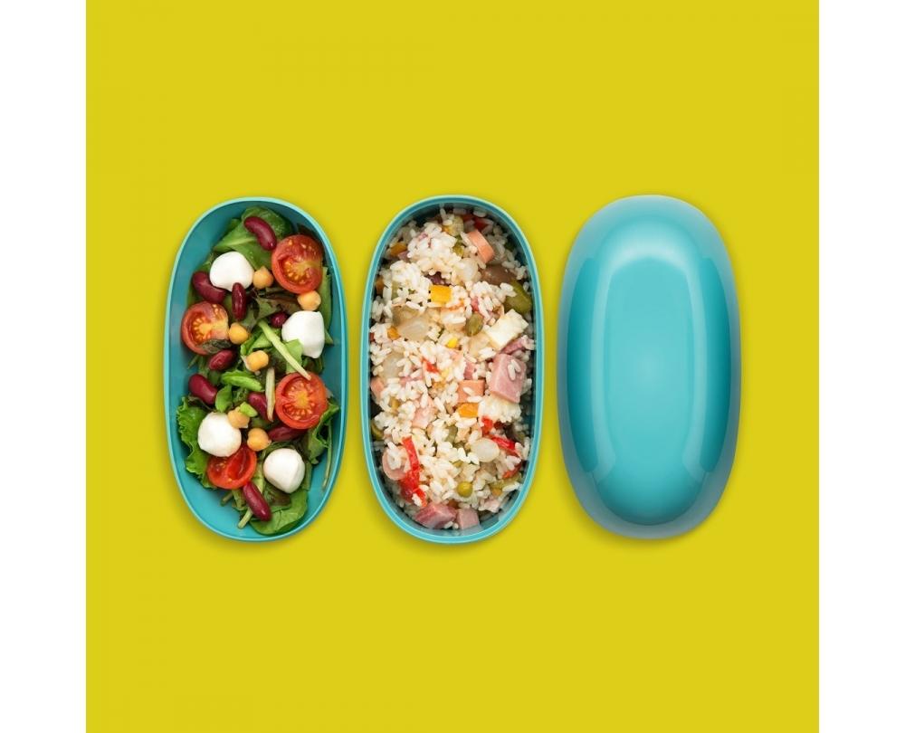 Alessi Food à porter lunchdoos - 2