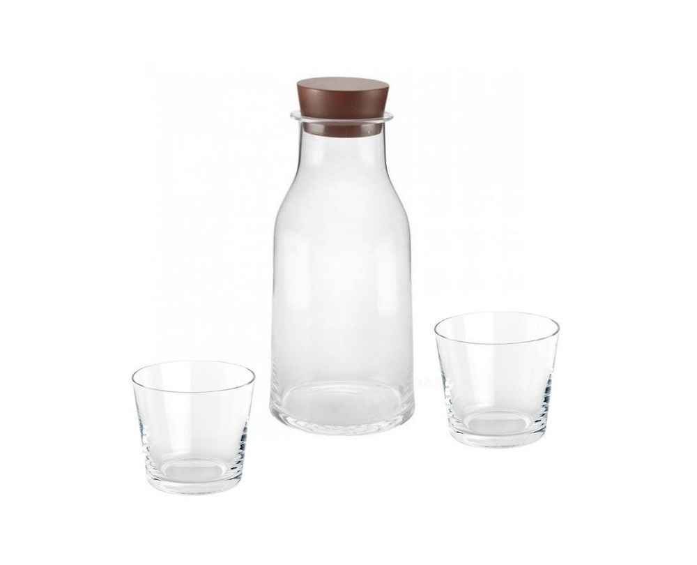 Alessi Tonale karaf en 4 glazen set - 4
