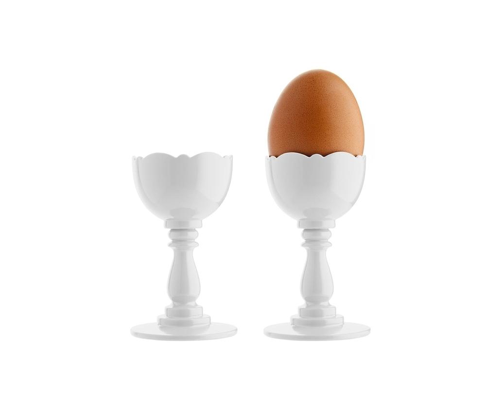 Alessi Dressed eierdopje met lepel - 2