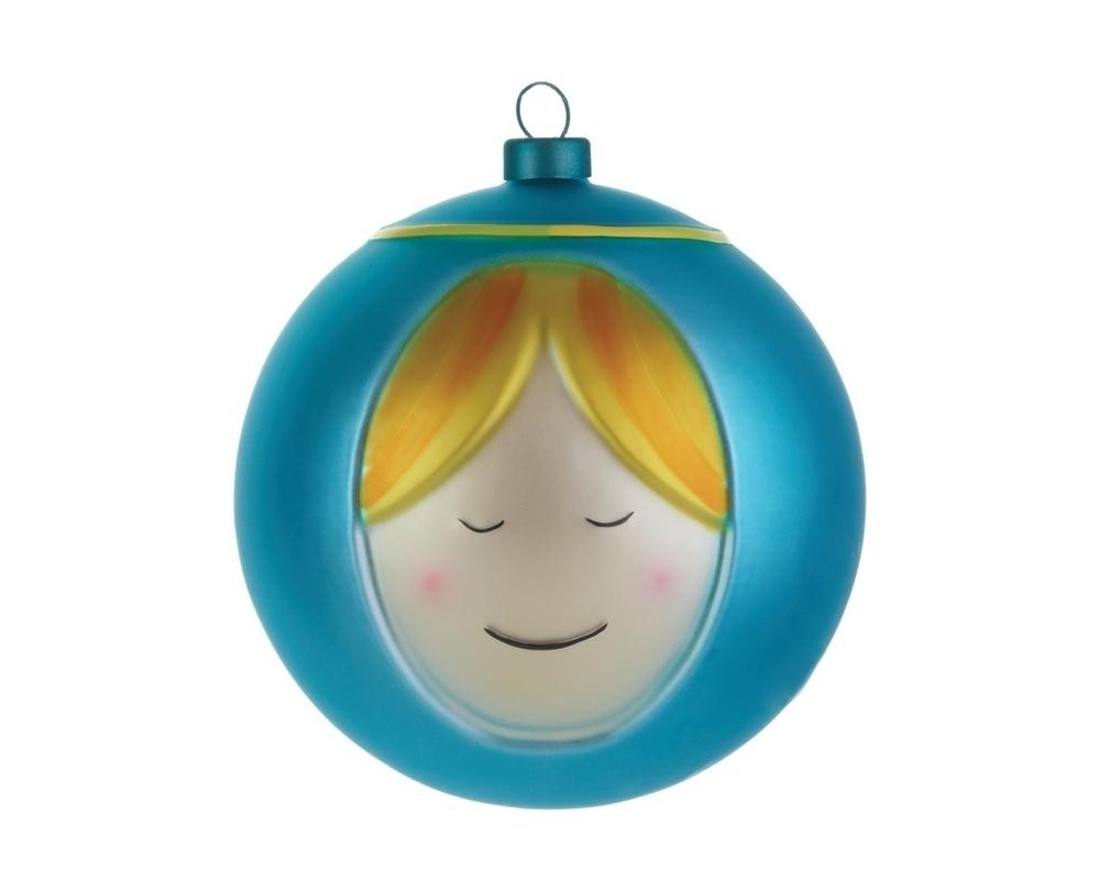 Alessi Palle Presepe kerstballen - 1