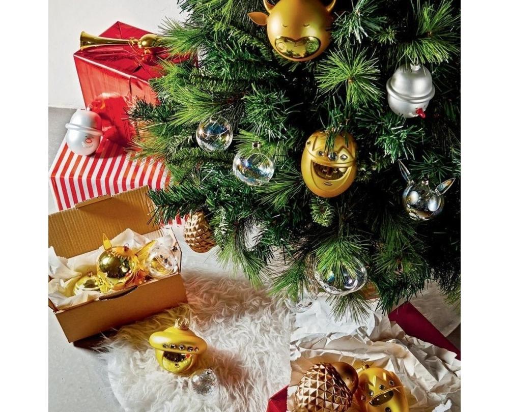 Alessi Palle Presepe kerstballen - 2