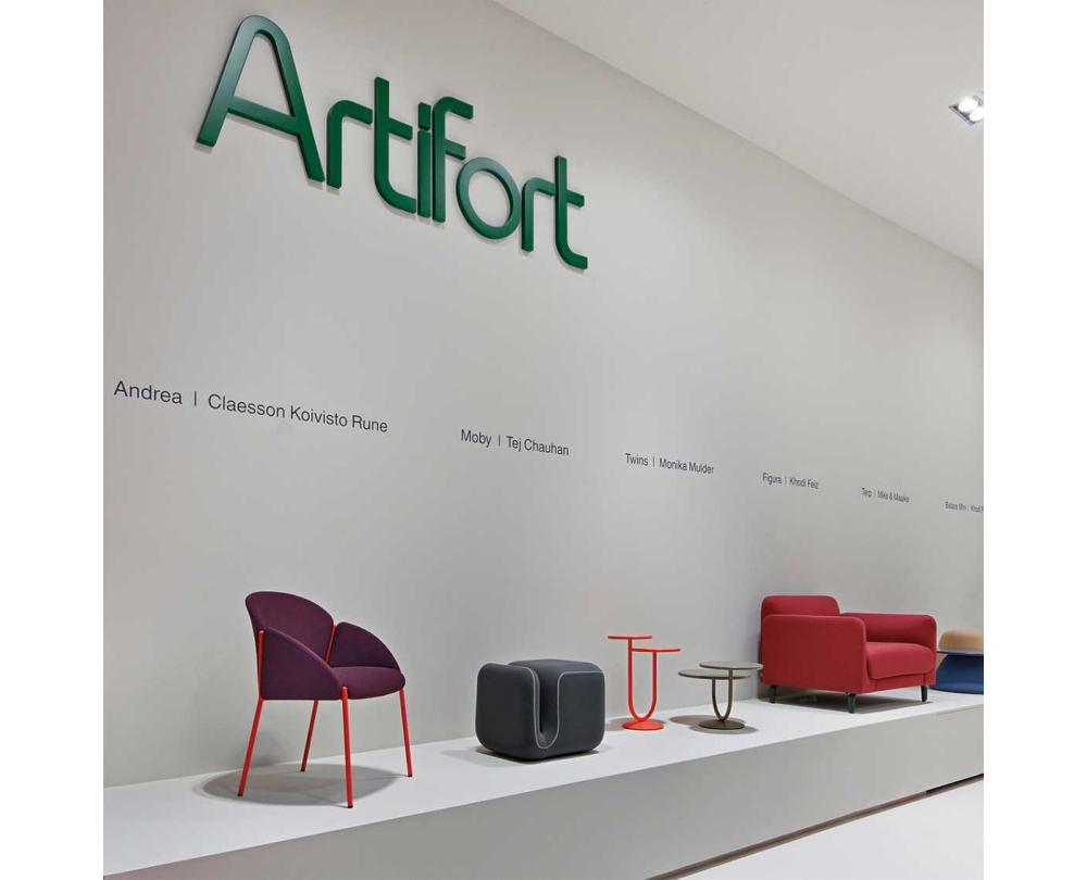 Artifort Twins Salon- en Bijzettafel - 4