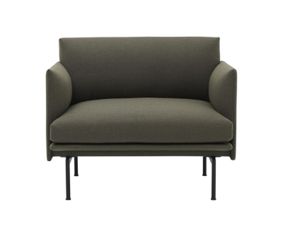 Muuto Outline - Fauteuil