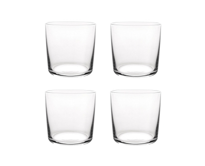 Alessi Glass Family waterglas 4er Set