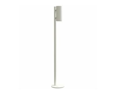 FROST Nova2 dispenser voor zeep en ontsmetting + vloerhouder wit