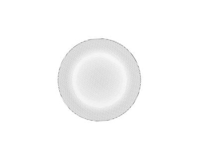 Kosta Boda Limelight klein bord 2-pack